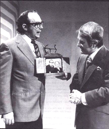 Entertaining talks about comedians Morecambe and Wise given by ... 2aac76e56e